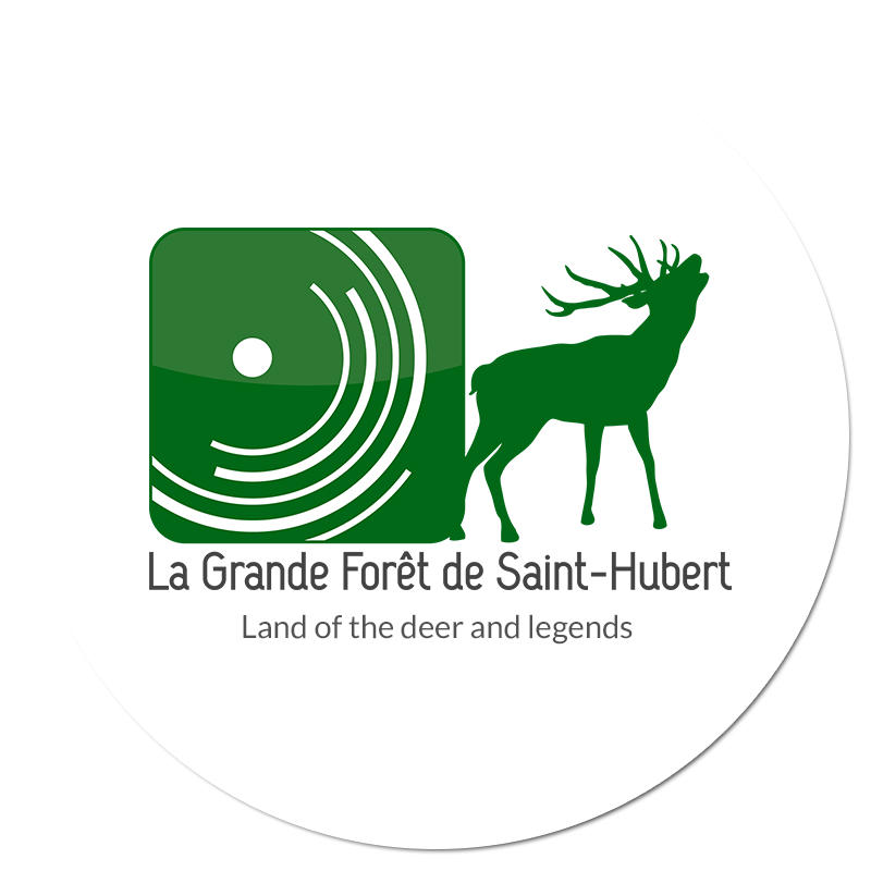 La Grande Forêt de Saint-Hubert - Land of the deer and legends